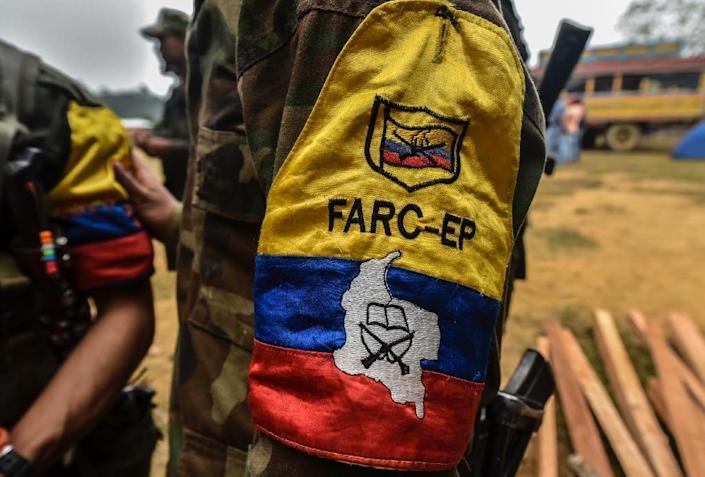 As Colombia's FARC rebels prepare to sign a historic peace deal with the government, dissident guerrillas are reportedly clinging to their guns deep in the Amazon rainforest, targeting its gold (AFP Photo/Luis Acosta)