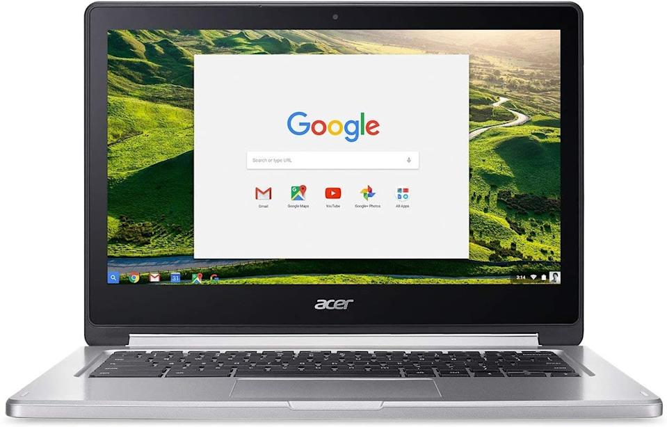 Acer Convertible Chromebook, 13.3 '' FHD is on sale for Black Friday through Amazon, $450 (originally $530).