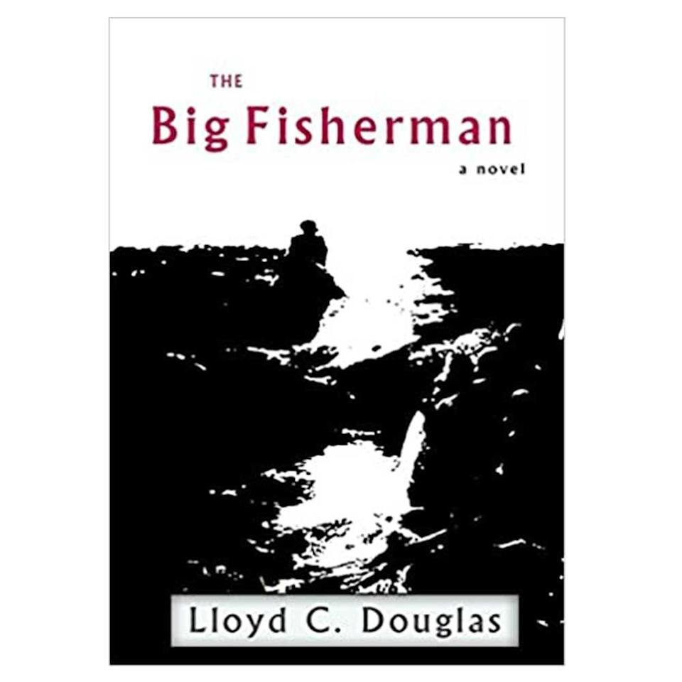 """<p>$29.95 <a class=""""link rapid-noclick-resp"""" href=""""https://www.amazon.com/Big-Fisherman-Lloyd-C-Douglas/dp/1897384602?tag=syn-yahoo-20&ascsubtag=%5Bartid%7C10054.g.35036418%5Bsrc%7Cyahoo-us"""" rel=""""nofollow noopener"""" target=""""_blank"""" data-ylk=""""slk:BUY NOW"""">BUY NOW</a><br><strong>Genre: </strong>Fiction</p><p>This sequel was Douglas' follow-up to the massively popular bestseller, <em>The Robe</em>. And this was a hit, too, taking the second-most popular book spot in 1949 as well. </p><p><em>The Robe</em> focused on the life of Jesus Christ and his crucifixion, while this book instead centered on Simon Peter, one of Jesus' apostles and the one who denied him. There were movies made of both Biblical sagas. </p>"""