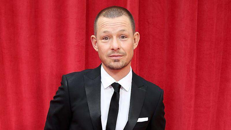 Adam Rickitt attends the British Soap Awards 2018 at Hackney Empire on June 2, 2018 in London, England (Mike Marsland/Mike Marsland/WireImage)