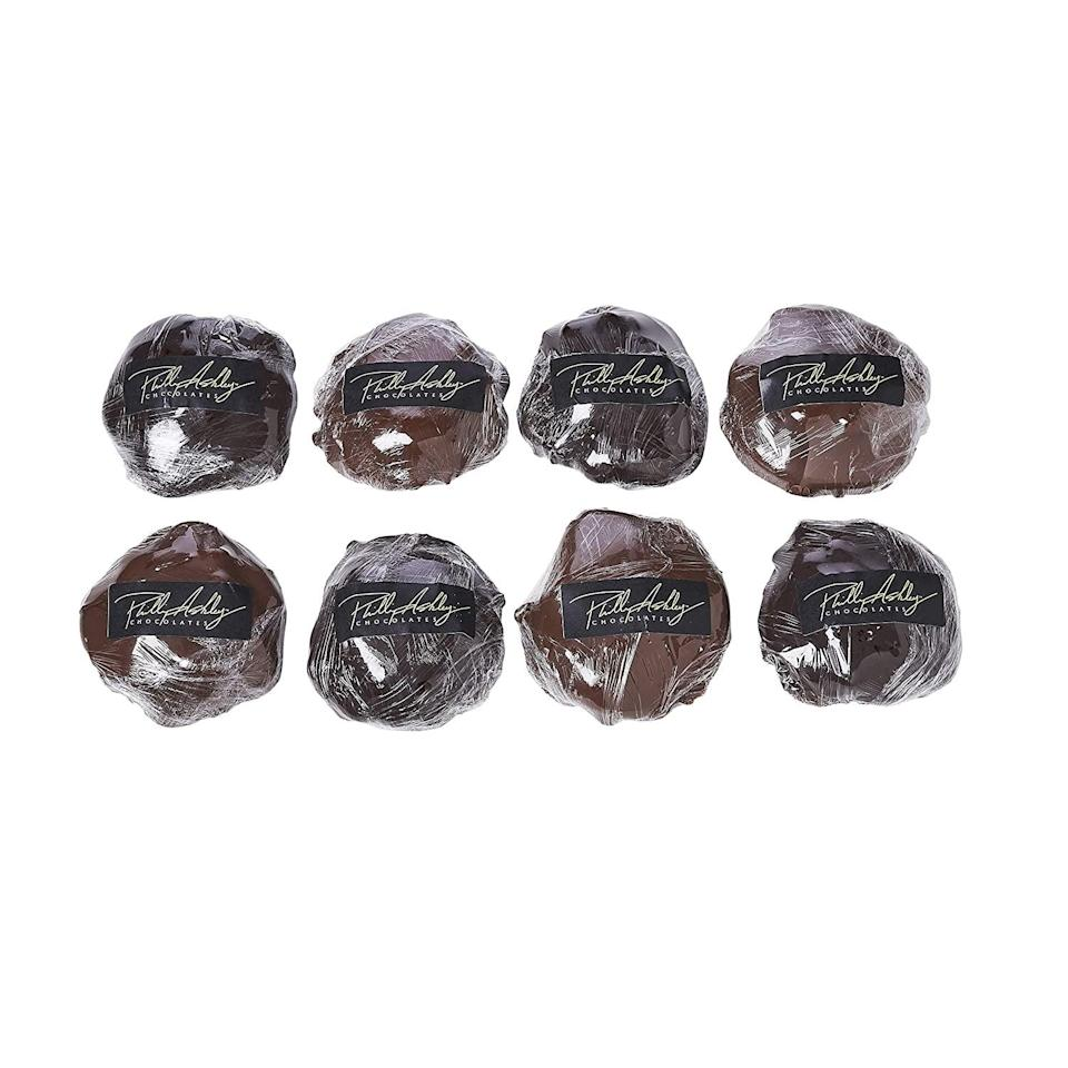 <p>These <span>Chocolate Turtles</span> ($69 for eight) will make great desserts.</p>