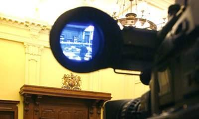 Crown Court Sentencings 'To Be Televised'