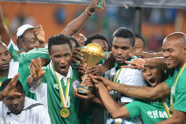Nigeria v Burkina Faso - 2013 Africa Cup of Nations Final : News Photo
