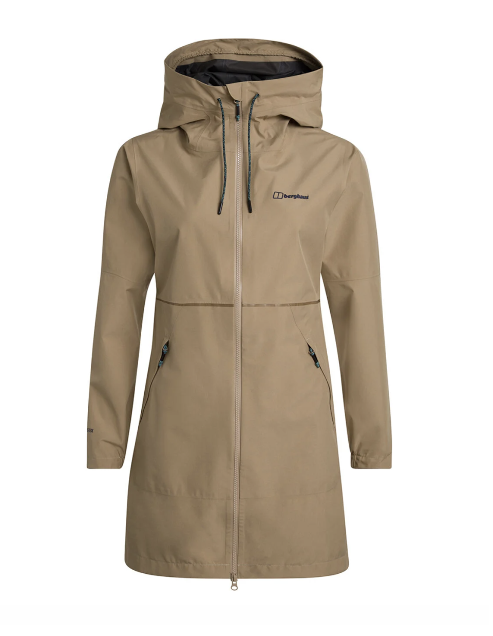 """<p><a class=""""link rapid-noclick-resp"""" href=""""https://go.redirectingat.com?id=127X1599956&url=https%3A%2F%2Fwww.berghaus.com%2Fwomens-rothley-waterproof-jacket%2F4A000854.html&sref=https%3A%2F%2Fwww.harpersbazaar.com%2Fuk%2Ffashion%2Fwhat-to-wear%2Fg35741851%2Fwaterproof-jackets%2F"""" rel=""""nofollow noopener"""" target=""""_blank"""" data-ylk=""""slk:SHOP NOW"""">SHOP NOW</a></p><p>If you want a hardworking jacket that you can use to climb a munro as well as run errands day-to-day, Berghaus's Rothley style will deliver on both. The Gore-tex jacket features a scuba-style hood and a long length to keep you dry in even the heaviest showers.</p><p>Rothley waterproof jacket, £180, <a href=""""https://www.berghaus.com/womens-rothley-waterproof-jacket/4A000854.html"""" rel=""""nofollow noopener"""" target=""""_blank"""" data-ylk=""""slk:Berghaus"""" class=""""link rapid-noclick-resp"""">Berghaus</a></p>"""