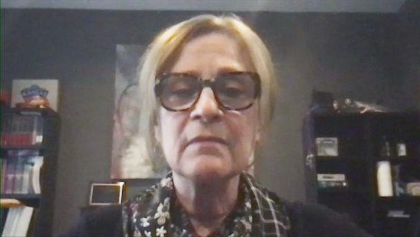 PHOTO: Former Dodge City, Kansas, Mayor Joyce Warsaw is seen here during an interview with ABC News. (ABC News)