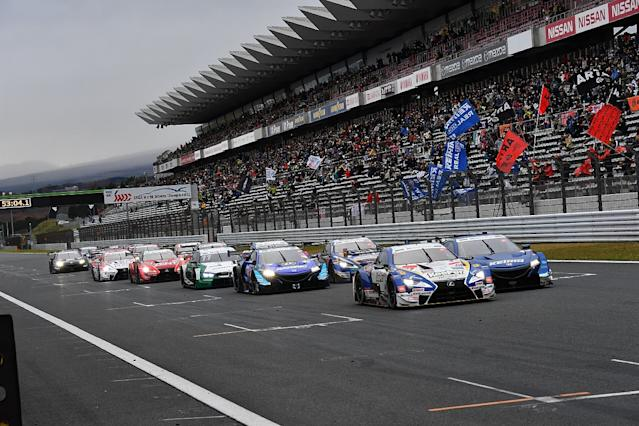 Cassidy wins DTM/Super GT opener, Audis in top 10