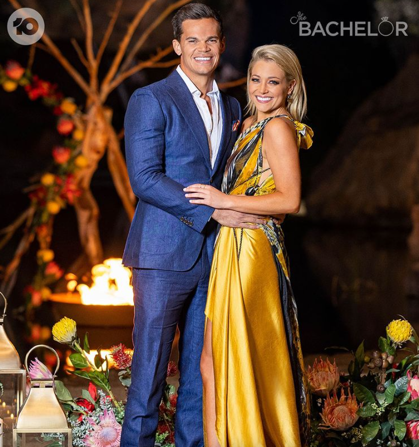 bachelor couple Jimmy and Holly