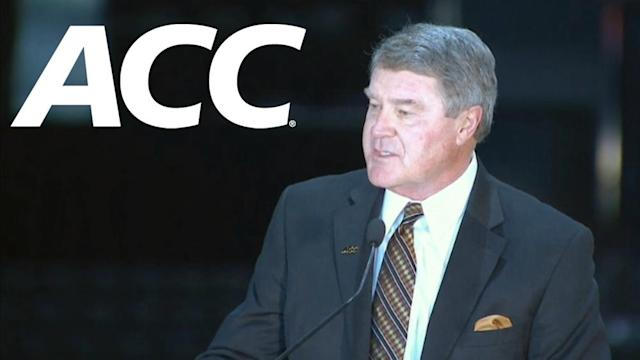 The ACC is very excited about its new logo and brand