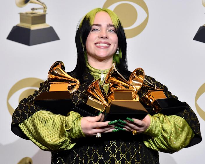 Image: 62nd Annual GRAMMY Awards  Press Room (Alberto E. Rodriguez / Getty Images)