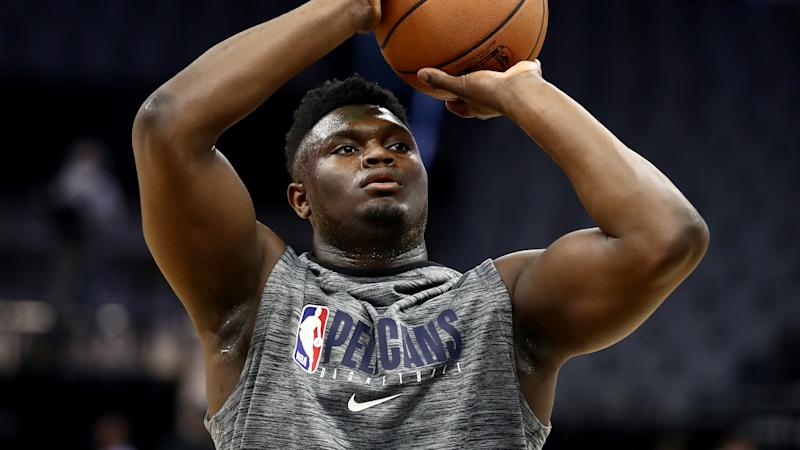 Zion to have minutes restriction as NBA debut nears