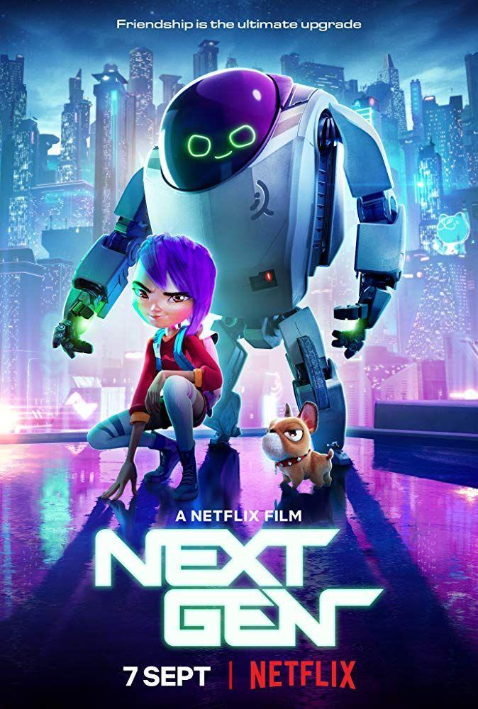 """<p><a class=""""link rapid-noclick-resp"""" href=""""https://www.netflix.com/title/80988892"""" rel=""""nofollow noopener"""" target=""""_blank"""" data-ylk=""""slk:STREAM NOW"""">STREAM NOW</a></p><p>Lonely girl meets giant robot! This Netflix original will have your kids entranced—and it'll teach them about the power of friendship too.</p>"""