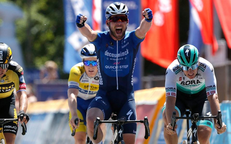 Mark Cavendish – Mark Cavendish to the Tour de France? The once fanciful idea may now actually happen - GETTY IMAGES