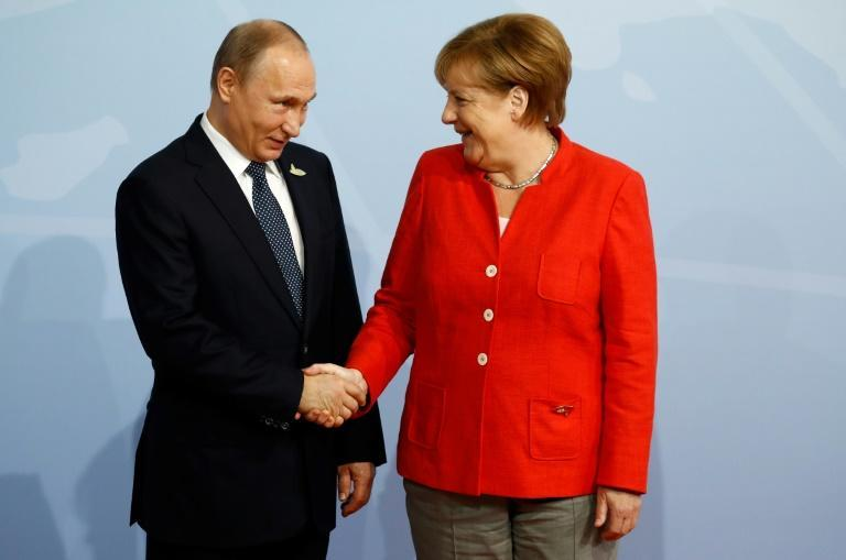 Despite sometimes bitter differences, the pair, who speak each others' languages fluently, have managed to keep talking through Merkel's 16 years in office