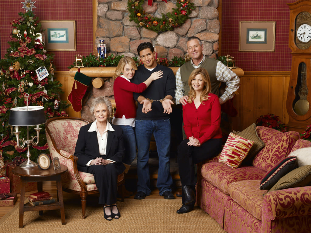 """Holiday in Handcuffs"" on ABC Family<br><br>Monday, 12/3 at midnight<br>Friday, 12/21 at 5pm, midnight"