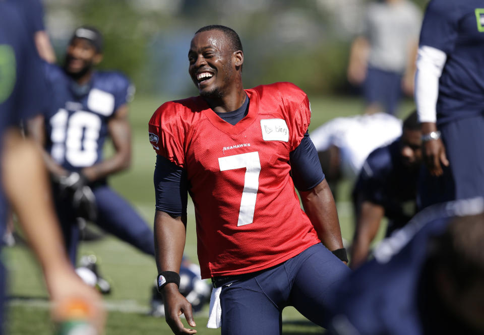 A 10-year NFL backup quarterback, Jackson was killed in a car crash in his native Alabama. He was 26. Jackson, who played for the Vikings and won a Super Bowl as Russell Wilson's backup with the Seahawks, had just finished his first season as a coach at Tennessee State University following a stint at his alma mater, Alabama State.
