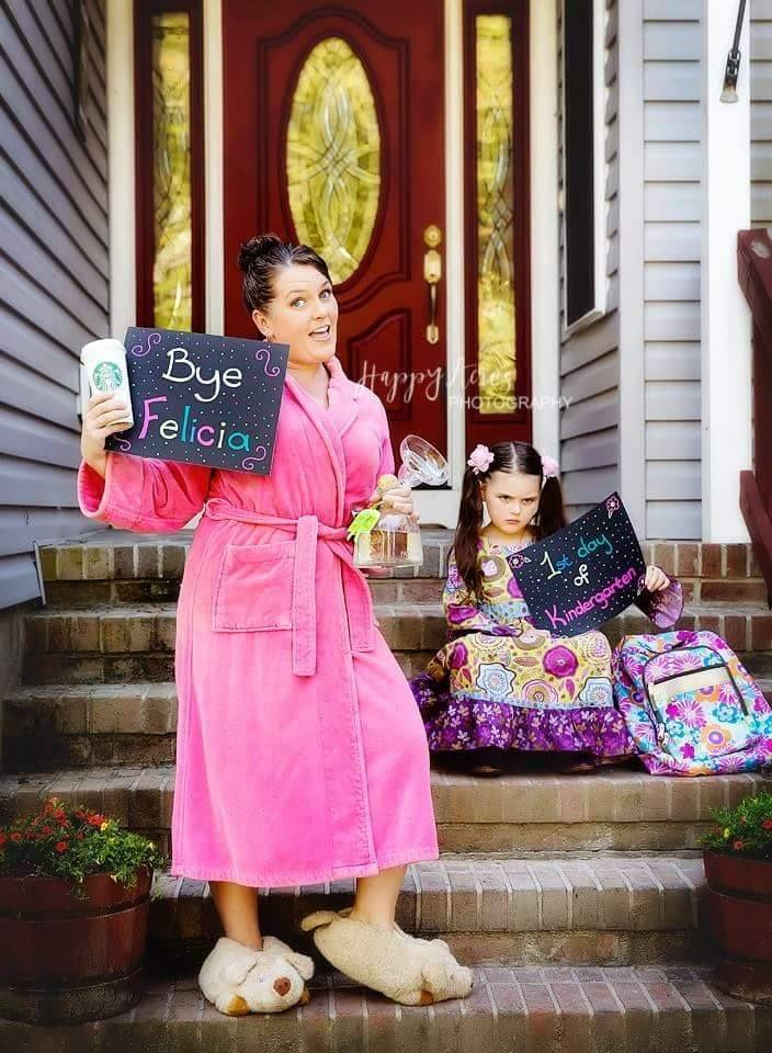 <p>Not all moms are crying as the kids get on the bus. For those of us who are excited to have a quiet home back, this Mom's unapologetic message is #goals.<br></p>