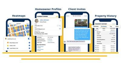 All-New Homesnap Pro Features