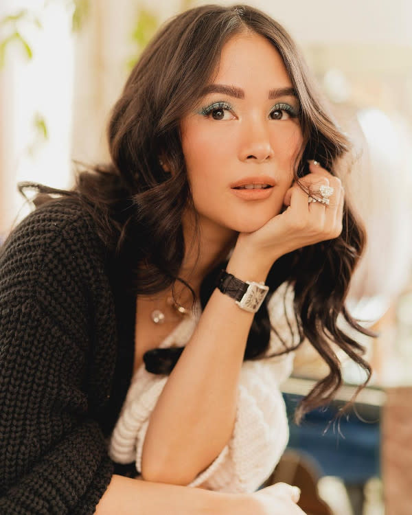 Heart Evangelista's beautiful face - no surgery done there