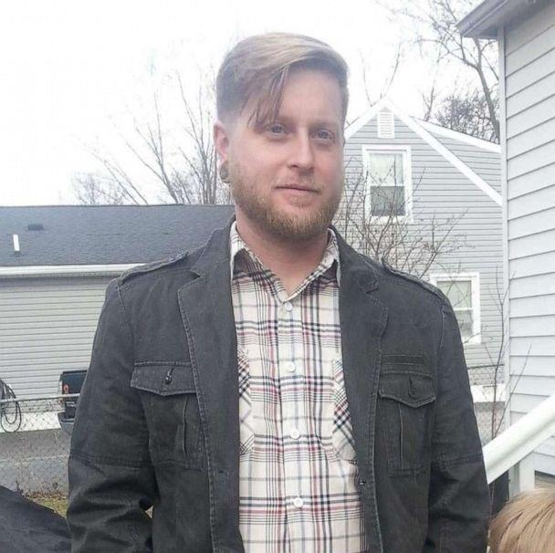 PHOTO: On June 1, Christopher Pennington of Ann Arbor, Michigan, died. His family is sharing the story in a viral post, in hopes to help others who may be struggling with addiction. (Susan Cicotte )