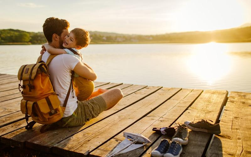 Have you bonded with your father on a special holiday? Share your memories - istock