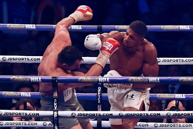 Anthony Joshua vs Wladimir Klitschko rematch given green light as IBF grants exception