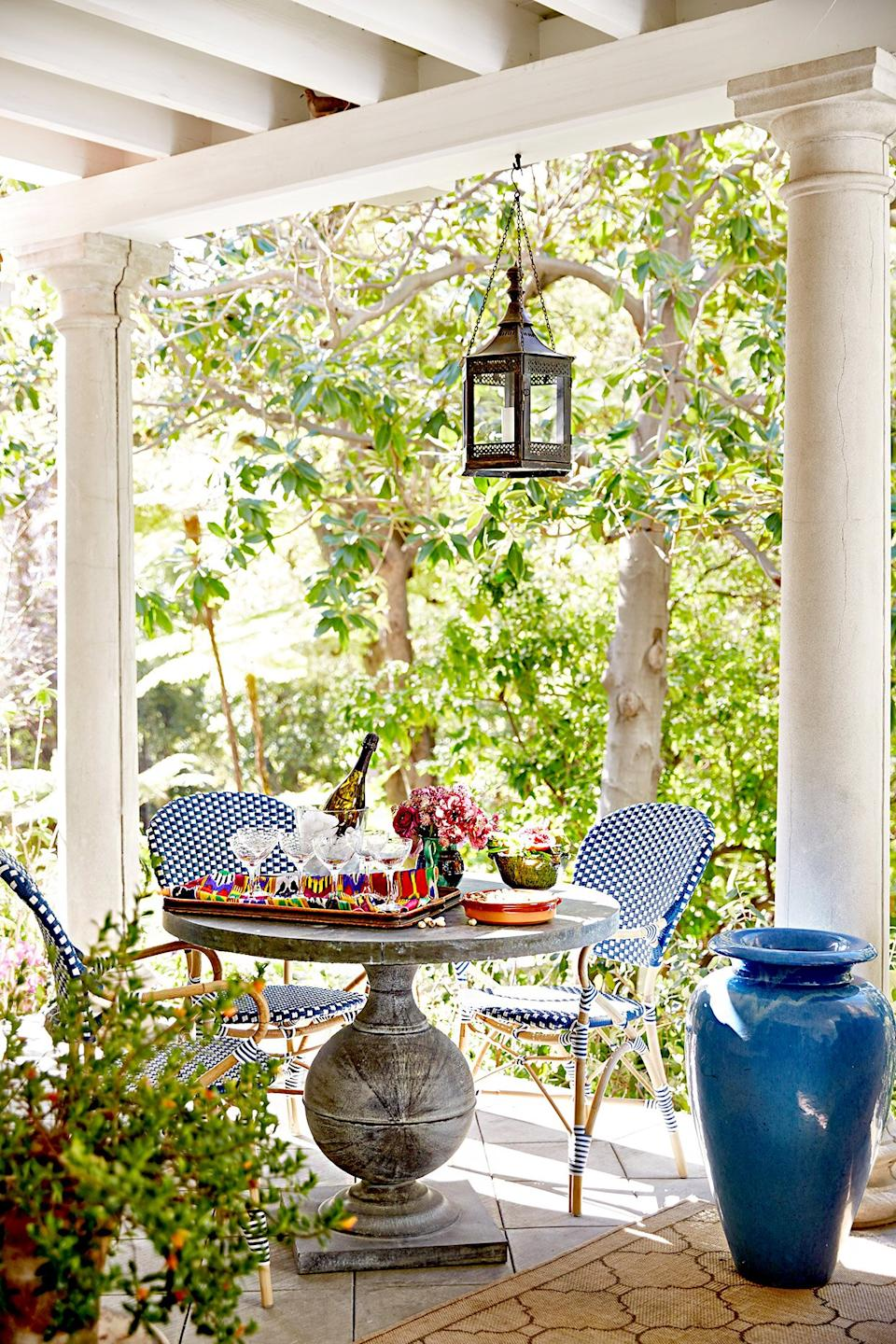 10 Stylish Ideas For A Small Front Porch