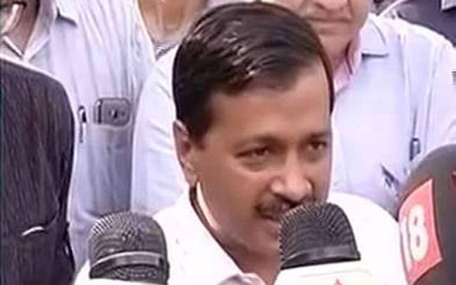 Kejriwal slams Election Commission ahead of MCD polls, citing tampering in EVMs before MP bypoll