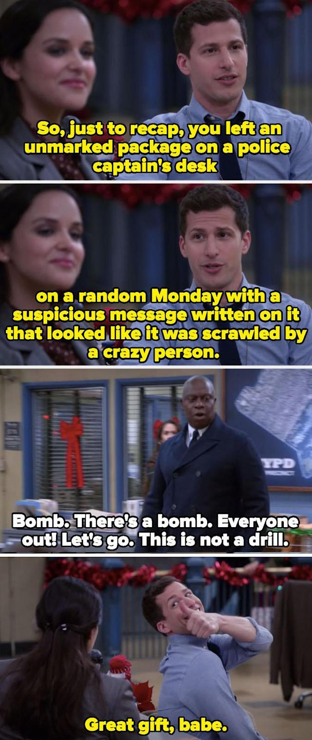 Brooklyn Nine-Nine: 23 Best Cold Opens That Are Hilarious