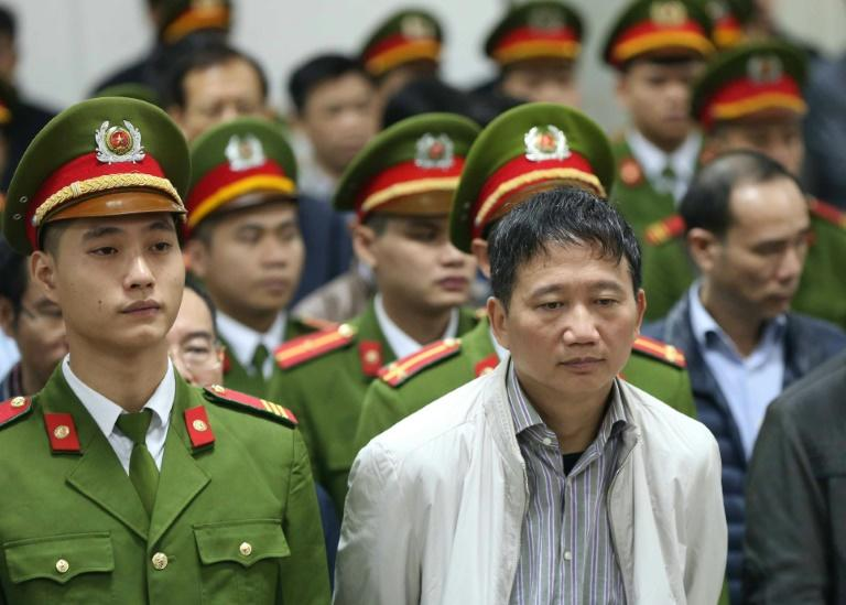 "Vietnamese former state oil executive Trinh Xuan Thanh withdrew his appeal and failed to appear in court for ""health reasons"" on Monday, according to the Communist Party of Vietnam website"