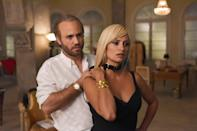 """<p>The second season of Ryan Murphy's anthology series exploring true crime, about the death of designer Gianni Versace, was a darling at awards season. And for good reason: Penélope Cruz is uncanny as Donatella Versace, and Darren Criss gives the performance of his career as Gianni's murderer, Andrew Cunanan.</p> <p><a href=""""https://www.netflix.com/title/81091015"""" rel=""""nofollow noopener"""" target=""""_blank"""" data-ylk=""""slk:Available to stream on Netflix"""" class=""""link rapid-noclick-resp""""><em>Available to stream on Netflix</em></a></p>"""