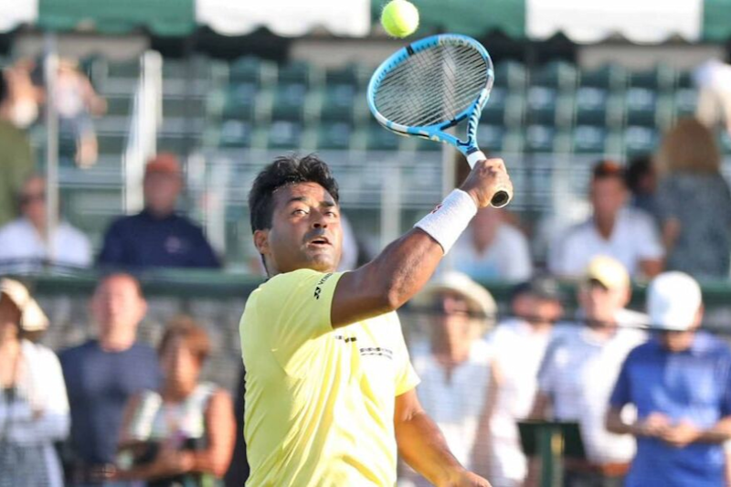 Leander Paes Announces 2020 as His Farewell Year to Professional Tennis