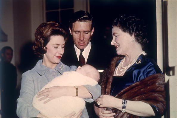 "<p>The Queen Mother became a grandmother once again, this time to <a href=""https://www.townandcountrymag.com/society/tradition/a17007111/princess-margaret-children/"" rel=""nofollow noopener"" target=""_blank"" data-ylk=""slk:Princess Margaret and Lord Snowdon's son, David Linley."" class=""link rapid-noclick-resp"">Princess Margaret and Lord Snowdon's son, David Linley. </a></p>"