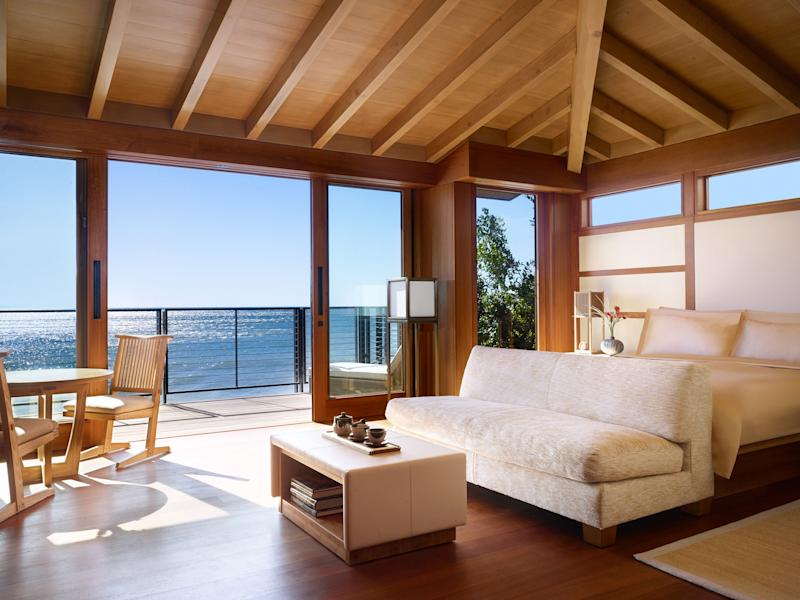 The Southern California coast gets a taste of Japanese-style hospitality.