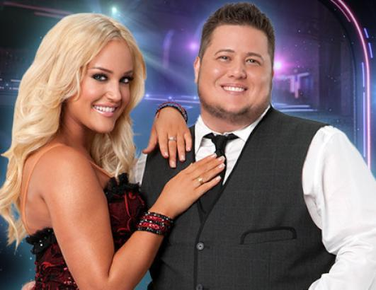 Chaz Bono, author and activist, teams up with Lacey Schwimmer, who is back for her fifth season