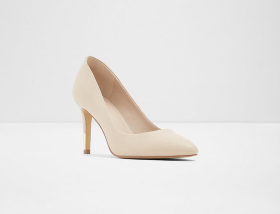Aldo Classic Almond Pumps. (PHOTO: Shopee)