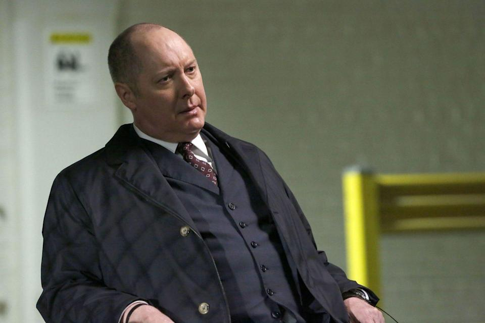 """<p>Even though the crime drama's spinoff, <em>The Blacklist: Redemption</em> only managed to last one season, the mothership series is still chugging along. In February, <a href=""""https://www.hollywoodreporter.com/live-feed/blacklist-renewed-season-8-nbc-1280130"""" rel=""""nofollow noopener"""" target=""""_blank"""" data-ylk=""""slk:NBC announced"""" class=""""link rapid-noclick-resp"""">NBC announced</a> that James Spader-led drama would be returning for an eighth season later this year.</p>"""