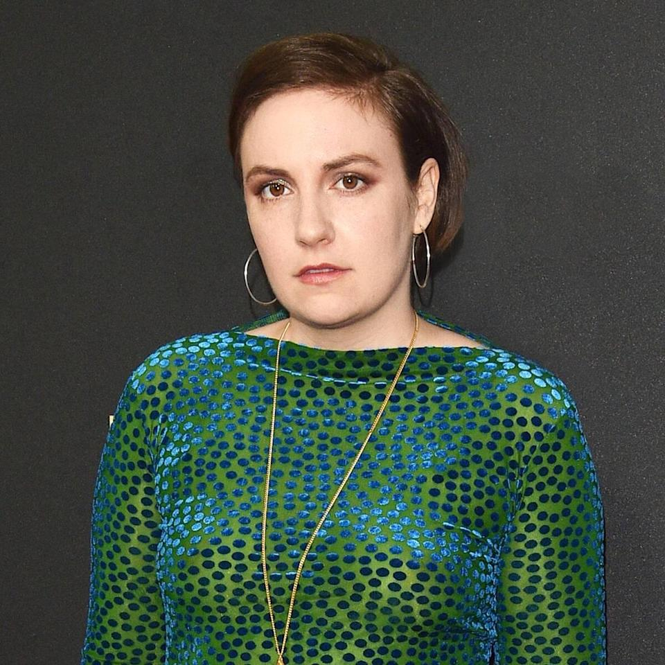 Lena Dunham Pens Personal Essay About Her Unsuccessful IVF Journey