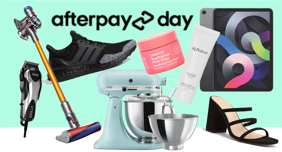 Afterpayday sales australia 2021