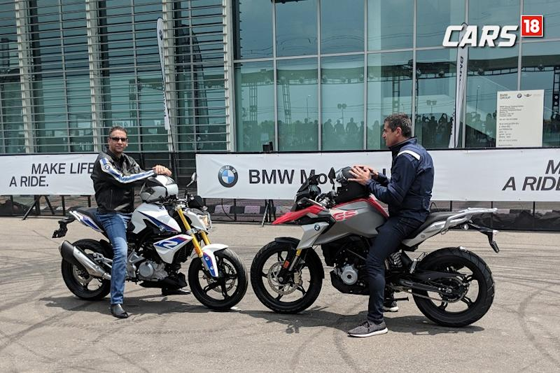 BMW G 310 R Launched in India for Rs 2.99 Lakh, G 310 GS Priced at Rs 3.49 Lakh