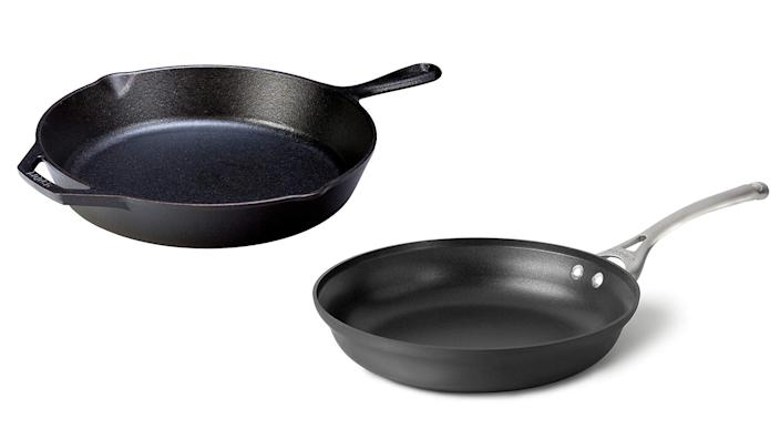 A good frying pan is a must if you want to cook better meals at home.