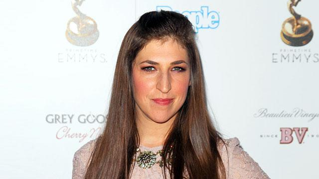 Mayim Bialik Petitions For Joint Custody of Sons