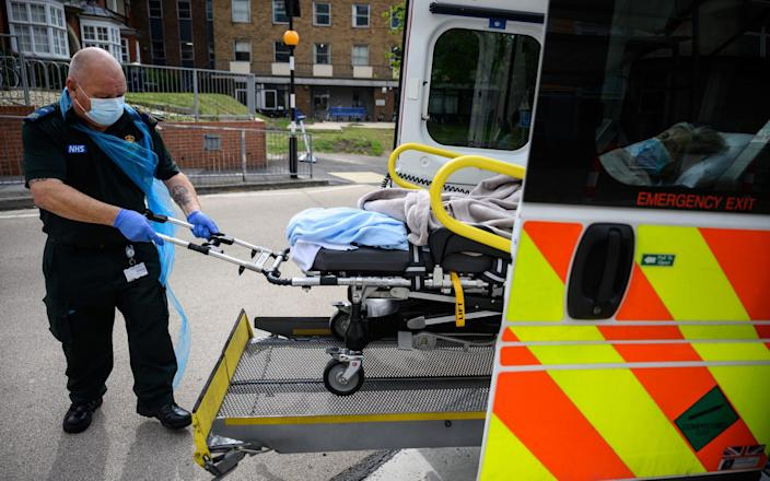The scheme aims to reduce the strain on ambulance services - Leon Neal/Getty Images