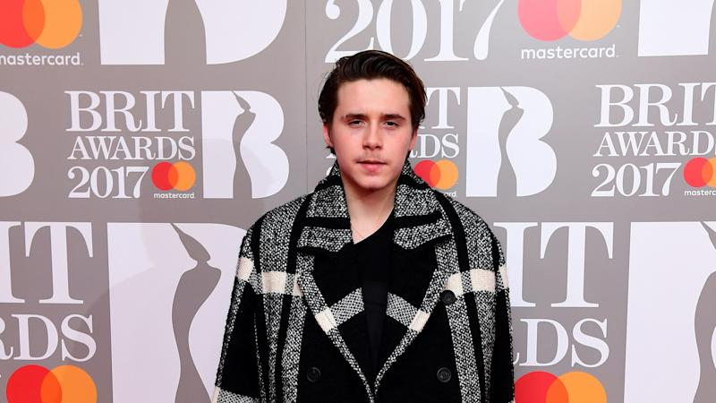 Brooklyn Beckham confirms engagement to American actress