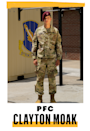 """<p><strong>Hometown: </strong>Crosby, Texas<br><strong>Position:</strong> Infantryman</p><p><strong>MOST PEOPLE</strong> where I'm from in Texas go off to work at the oil plants. But I wanted to go out and do more. I enlisted without telling my parents. Then I said one day, """"Hey, I'm leaving for basic in July."""" My dad said, """"Hey, if you want to do this and start your life, that's great."""" I didn't expect to deploy so soon. I knew it could happen at any point. But still, it was a little nerve-racking. The biggest challenges are the mental ones, like being ready to leave the country. I would love to stay in the military, but I'm still not sure. You can do a lot of traveling, but I want to travel on my own. I think it could benefit me more on my own.</p>"""