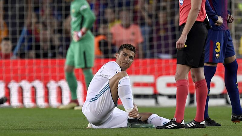 Cristiano Ronaldo will be fit for the Champions League final