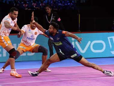 Pro Kabaddi 2018, Haryana Steelers vs Tamil Thalaivas, Match Highlights: Nail-biting match ends in draw