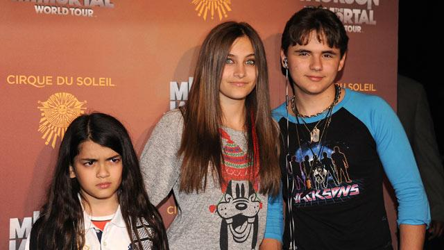 Michael Jackson's Kids Meet With Court Appointed Guardian (ABC News)