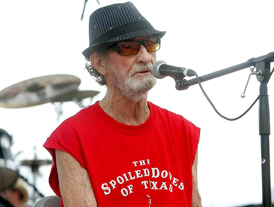 Outlaw country songwriter/producer/musician Freddy Powers died June 21 after a long battle with Parkinson's disease. He was 84. (Photo: Getty Images)