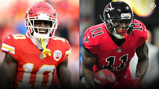 Best Fantasy Football Picks: Which top-tier WR should you target in drafts