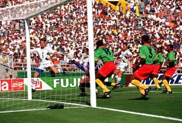 World Cup memories: How the rock and roll football of Tomas Brolin and Sweden set alight USA '94